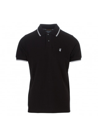 men's polo save the duck richard black