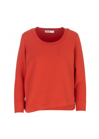 damen sweatshirt bioneuma albarella orange