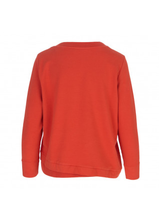 DAMEN SWEATSHIRT BIONEUMA | ALBARELLA ORANGE