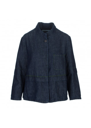 womens jacket bioneuma blue