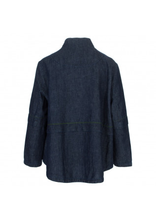 WOMEN'S JACKET BIONEUMA | SICILIA BLUE