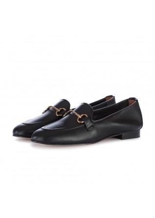 women's loafers nouvelle femme nappa black