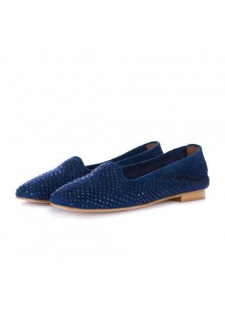 damen loafers nouvelle femme blau