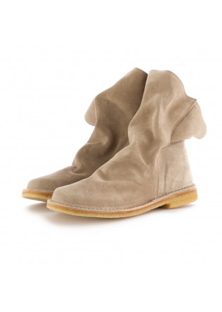 women's boots manufatto toscano vinci light brown