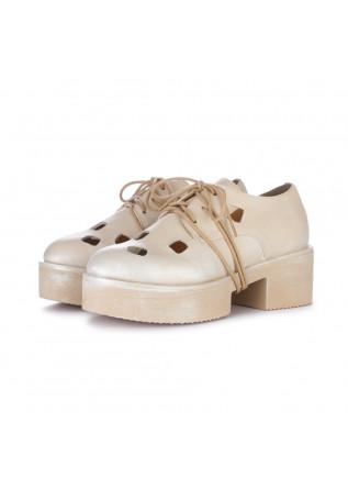 women's flatform shoes papucei camelia beige