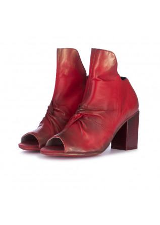 women's sandals papucei teressa red