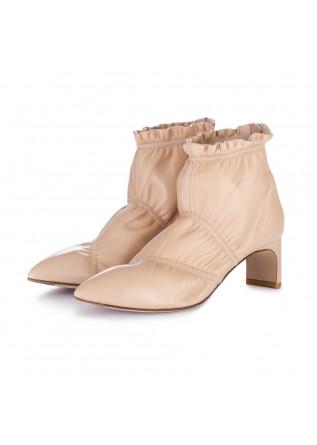 women's ankle boots lorena paggi glove coco pink
