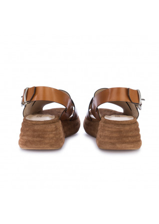 WOMEN'S SANDALS SOFIA/LEN | 700 MURANO NEW CINNAMON BROWN