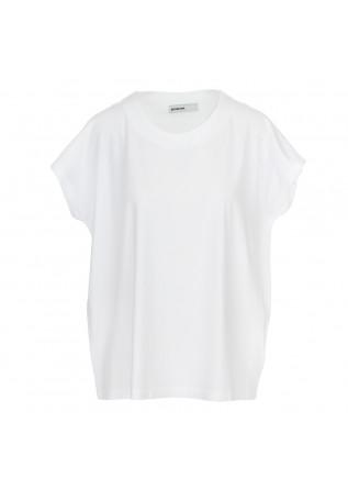 t-shirt donna bioneuma panarei bianco