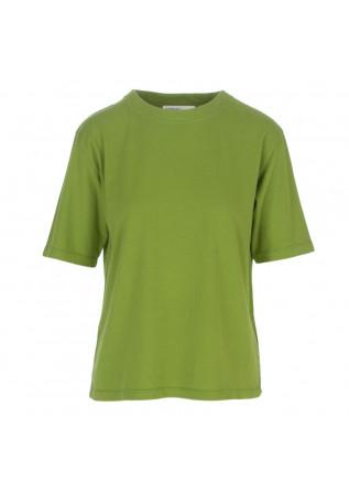 damen t-shirt bioneuma croco gruen