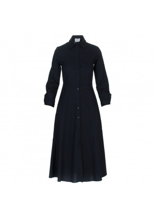 women's dress 1978 maddalena popeline blue