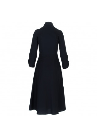 WOMEN'S DRESS 1978 | MADDALENA POPELINE DARK BLUE