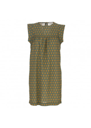 women's dress homeward leccio brown light blue