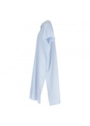 WOMEN'S DRESS 1978 | COREANA RIGATINO WHITE BLUE