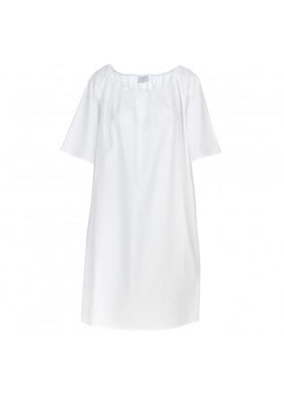 abito donna 1978 liberty popeline bianco