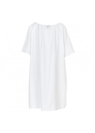 WOMEN'S DRESS 1978 | LIBERTY POPELINE WHITE