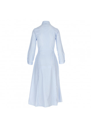 WOMEN'S DRESS 1978 | MADDALENA RIGATINO WHITE BLUE