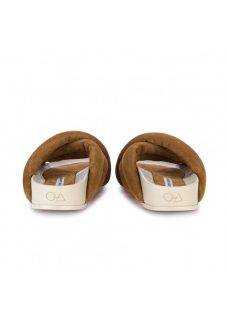 WOMEN'S SANDALS OA NON-FASHION | A15S SUEDE BROWN