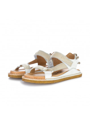 damensandalen bng real shoes lo stiloso weiss