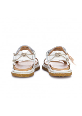 "WOMEN'S SANDALS BNG REAL SHOES | ""LO STILOSO"" WHITE"