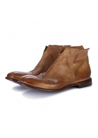 men's ankle boots lemargo brown