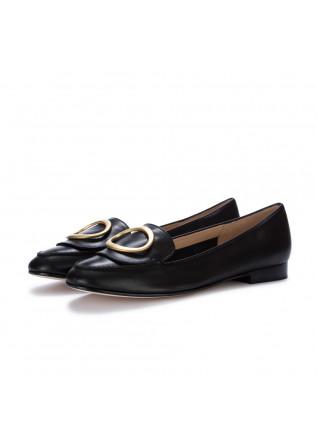 womens loafers il borgo firenze black
