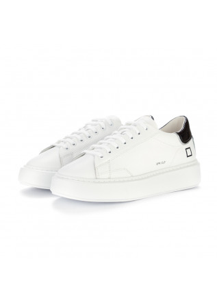 womens sneakers date white black