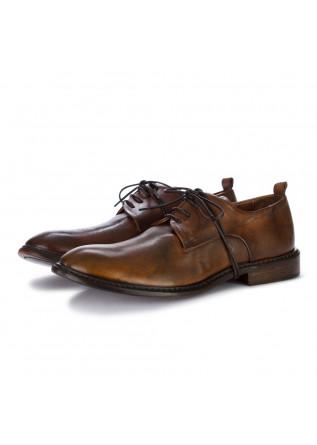 mens lace up shoes ernesto dolani brown