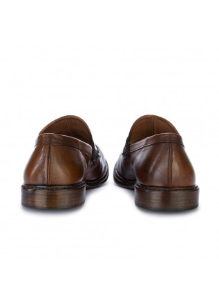 MEN'S LOAFERS ERNESTO DOLANI | UEGI02 BUFALO CRUST BROWN