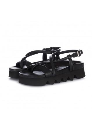womens sandals patrizia bonfanti yasu black