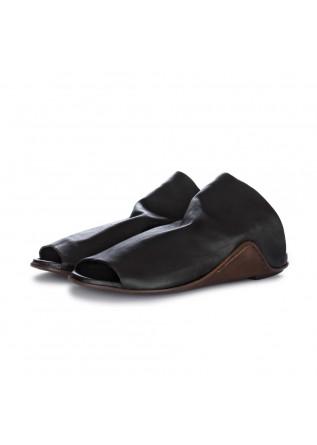 womens slippers ernesto dolani fox black