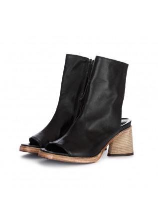 sandali stivali donna ernesto dolani carnaby nero