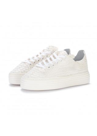 sneakers donna stokton madrid bianco