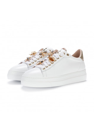 womens sneakers stokton white jewel insects