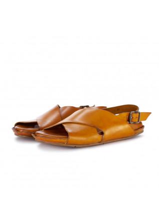 womens sandals moma elbamatt ocra yellow