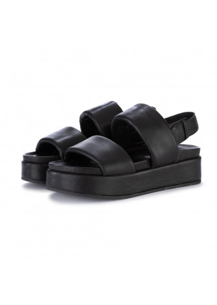 womens sandals habille gea black