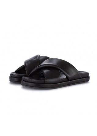 womens sandals habille jessica black