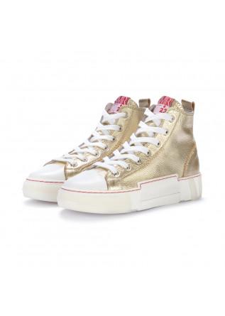 sneakers donna semerdjian bianco platino