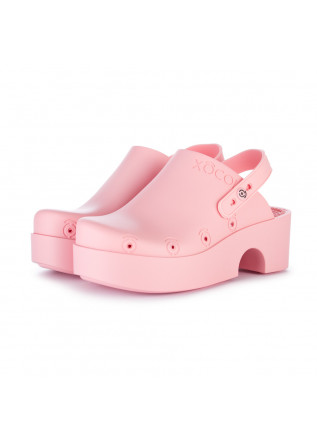 zoccoli donna xocoi rosa