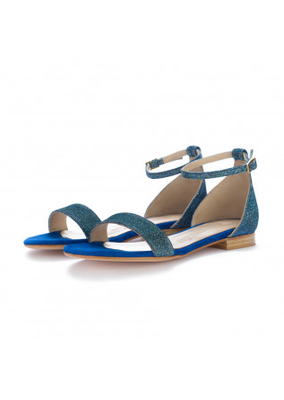 womens sandals positano in love matis galassia blue