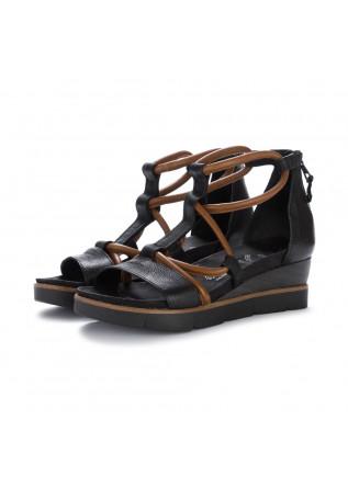 wedge sandals mjus mustard black