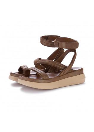 womens sandals mjus sella brown
