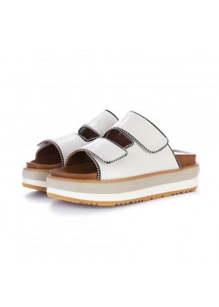 womens sandals rahya grey dafne white