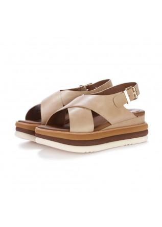 womens sandals rahya grey marion beige