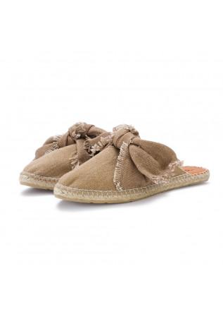 womens sandals macarena iris light brown
