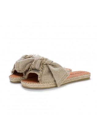 womens sandals macarena playa beige