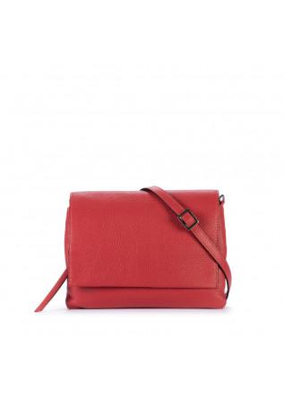 womens crossbody bag gianni chiarini three red