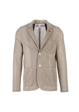 mens jacket distretto12 francesco light brown