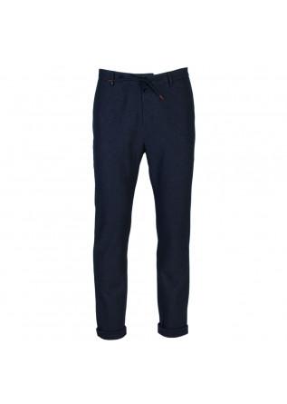 mens trousers distretto12 conte blue