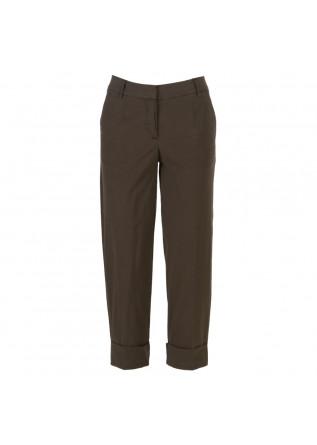 pantaloni donna homeward cipresso marrone